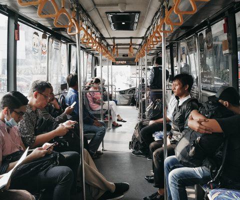 De verschrikkingen van het openbaar vervoer