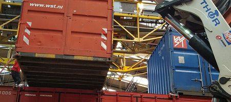 Mogelijkheden met 20ft container